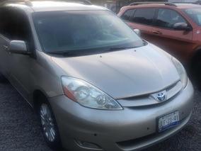 Toyota Sienna Xle Piel At 2009