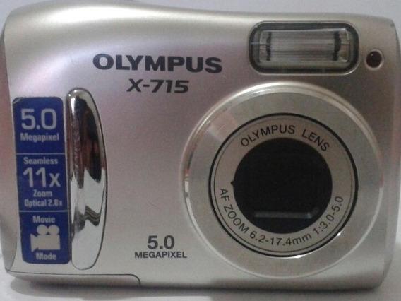 Câmera Digital Olympus X-715