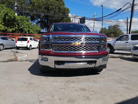 Chevrolet Silverado Ltz 2015