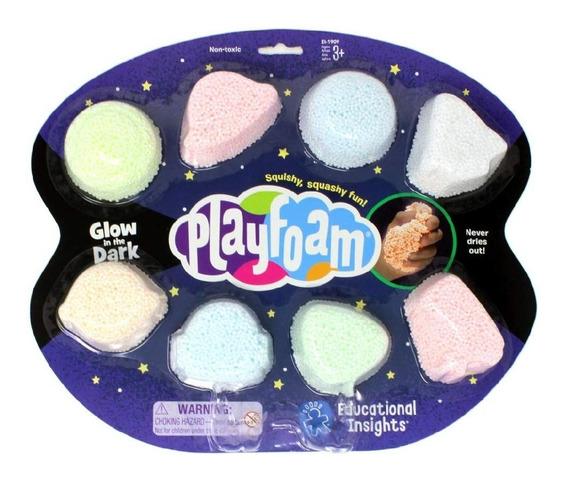 Playfoam Brilha No Escuro / Glow In The Dark
