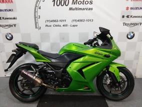 Kawasaki Ninja 250r 2012 Ótimo Estado Aceito Moto