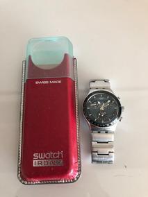 Relógio Swatch Irony Windfall Ycs410gx