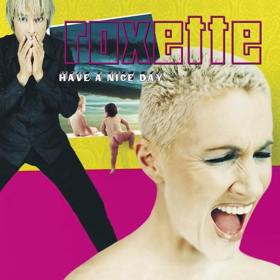 Roxette Have A Nice Day Vinilo Doble De Color Nuevo Importad