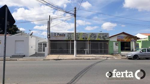 Imagem 1 de 15 de Casa Comercial - Sitio Cercado - Ref: 517 - V-517