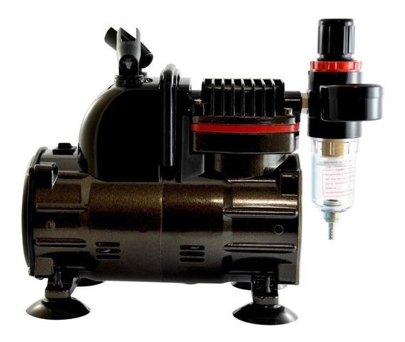 Minicompresor De Aire Discover 1/5 Hp Tc812