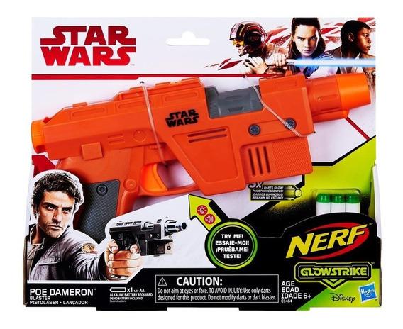 Nerf Star Wars Bláster De Poe Dameron
