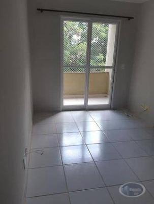 Apartamento Com 3 Dormitórios À Venda, 65 M² Por R$ 215.000 - Jardim Palma Travassos - Ribeirão Preto/sp - Ap1503