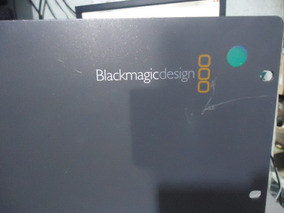 Blackmagic Design Broadcast Videohub, 72 X 144 Sd / Hd 3 Gb