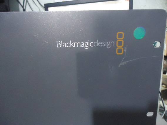 Blackmagic Design Broadcast Videohub, 72 X 144 Sd / Hd 3 Gb