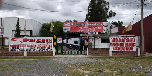 Casa Rodantes Brandsen, Obradores, Gastronomicos...