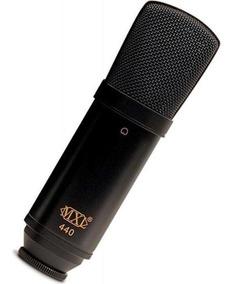 Microfone Condensador Mxl 440 - Envio Imediato + Brinde