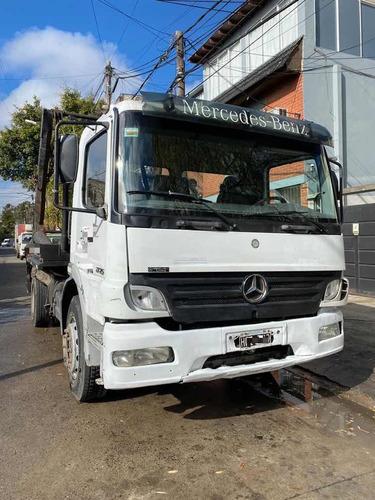 Mercedes Benz Atego Año 2008 1725 C/o Sin Portavolquete