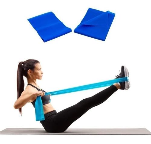 Imagem 1 de 5 de Faixa Elástica Thera Band Pilates Fisioterapia Treino(forte)