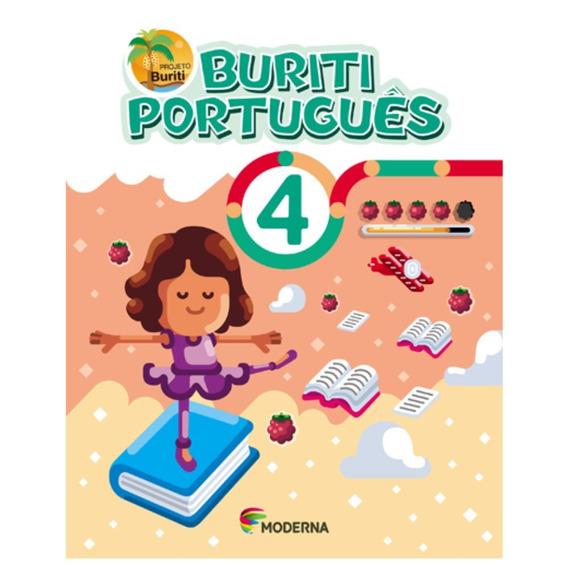 Livro: Buriti - Português - 4º Ano 4ª Edição