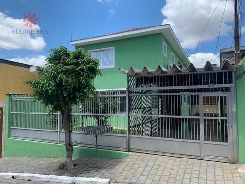 Imagem 1 de 15 de Casa Sobrado Em Vila Costa Melo  -  São Paulo - 957
