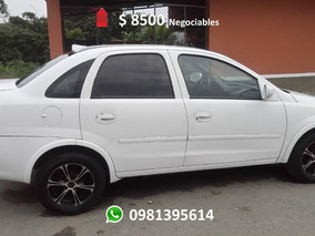 Chevrolet Corsa Evolution Sedan 2007 1.4 Ac