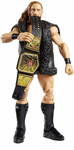 Imagen 1 de 5 de Figura Elite Luchador Pete Dunne Nxt The Bruiserweight