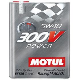 Óleo Motor Motul 300v Power 5w40 2lt