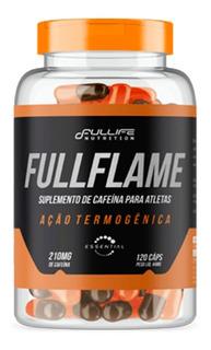 Cafeina Fulllife Nutrition 120 Capsulas