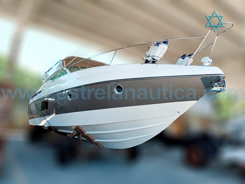 Imagem 1 de 10 de Lancha Phantom 36 Barco Iate Ferreti Azimut Axtor Magnum