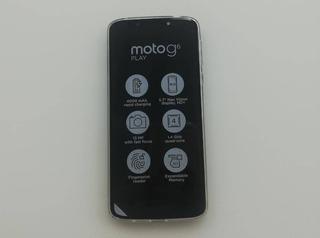 Disponible Moto G6 Play Al Mejor Precio(140green