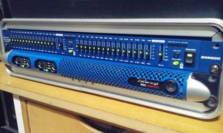 Potencia Powersoft M50q Dsp Crown Qsc Lab Gruppen Audiolab