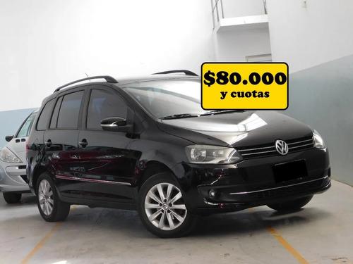 Volkswagen Suran 1.6 Highline 101cv 11c - Dubai Autos