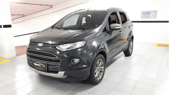 Ford Ecosport 1.6 Freestyle 2013 Completa Cinza