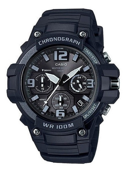 Relógio Casio Masculino Mcw-100h-1a3vdf