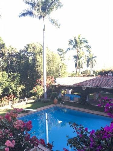 Casa Sola En Miguel Hidalgo, Cuernavaca, Morelos Ham-245-cs*