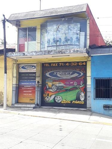 Local Centrico En Avenida Principal $8,500.=