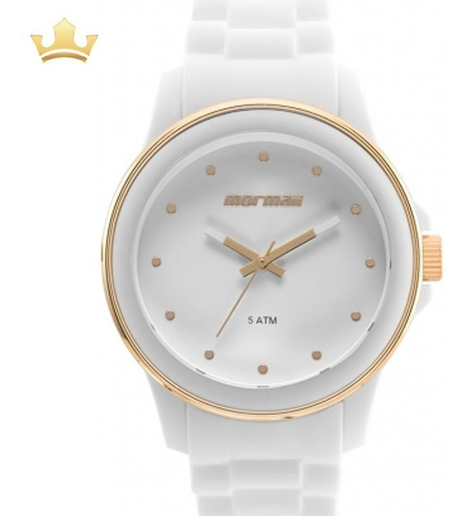 Relógio Mormaii Feminino Mo2035iy/8t Com Nf
