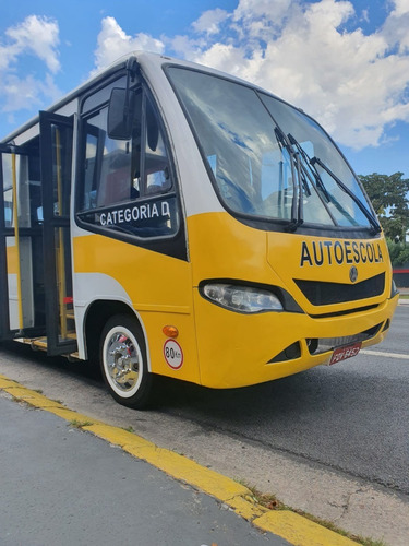 Imagem 1 de 15 de Oportunidade Micro Ônibus Auto Escola 2013 Pronta Entrega !