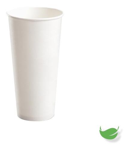 Imagen 1 de 6 de Vaso Desechable Bebidas Frías 22 Oz (651 Ml). / 600 Pzas.