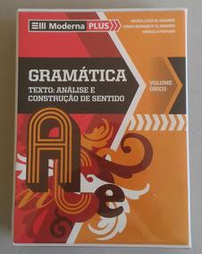 Gramática - Moderna Plus - Volume Único
