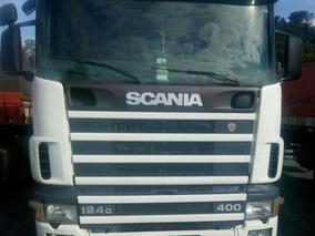 R124 400 - 2003 - 6x4 - Fin Primeiro Caminhão - R$ 43.000,00