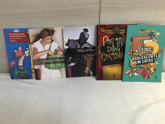 Livros Infanto-juvenis, Em Inglês E Em Espanhol.