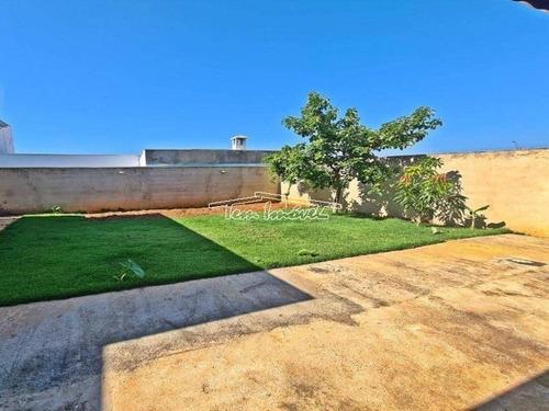 Casa No Condomínio Portal Das Estrelas Em Boituva. 3 Quartos, Churrasqueira. - Ca01241 - 69437518