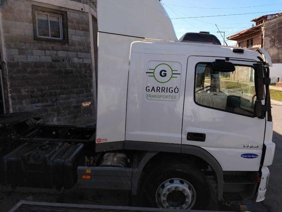 Mercedes Benz Atego 1725 Tractor Año 2016