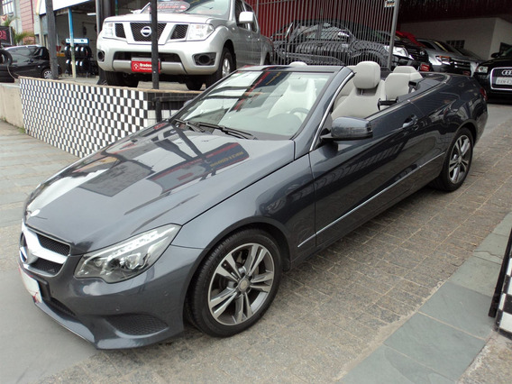Mercedes-benz E 250 2.0 Cabriolet 16v Turbo Gasolina 2p