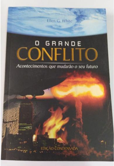 * Livro - O Grande Conflito - Ellen G. White