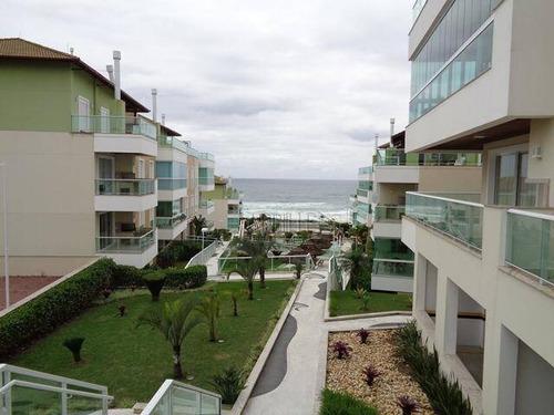 Cobertura Com 3 Dormitórios À Venda, 259 M² Por R$ 2.300.000 - Santinho - Florianópolis/sc - Co0225