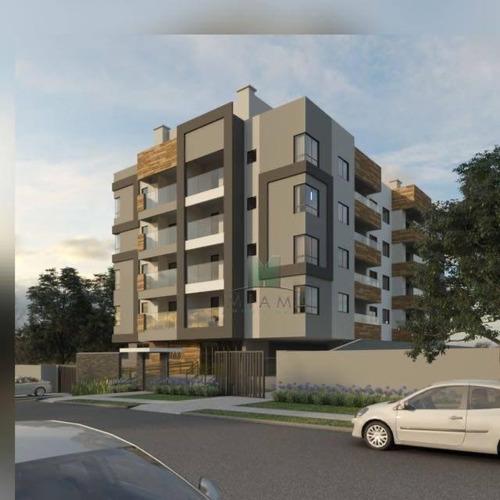 Imagem 1 de 19 de Apartamento 3 Dormitórios, Sendo 1 Suíte, 2 Vagas De Garagem, 81 M² De Área Útil, À Venda Bairro Cristo Rei - Pr - Ap0002_waldec