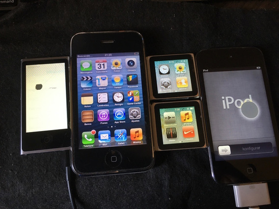 Vendo Lote De Ipods iPhone No Estado