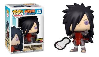Funko Pop! Naruto Madara (reanimation) Saharis Exclusive
