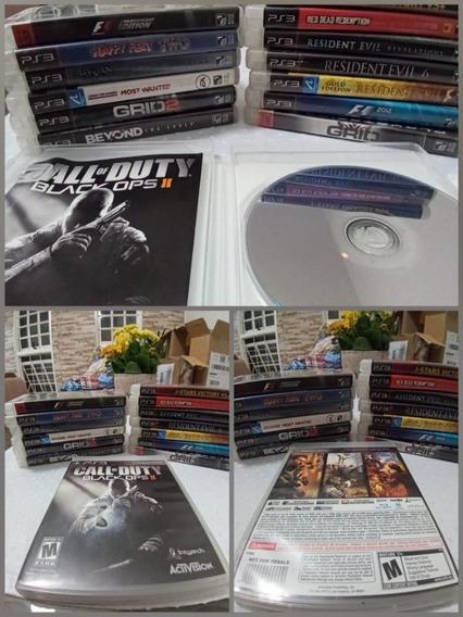 Games Jogos Call Of Duty: Black Ops Ii Ps3 / L14#
