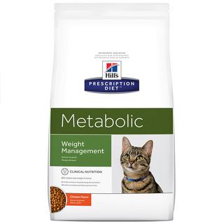 Alimento Gato Croquetas Prescription Metabolic 3 Kg Hill