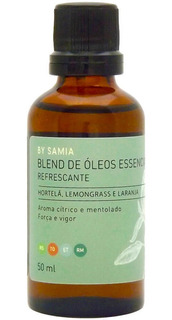 Refrescante Blend De Oleos Essenciais 50ml