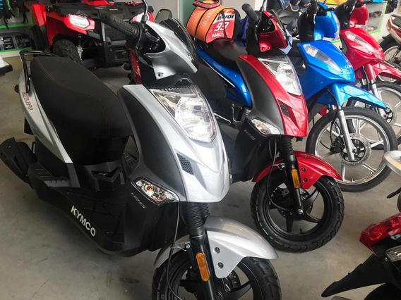 Kymco Agility 125 Cc ! Start Motos 32!