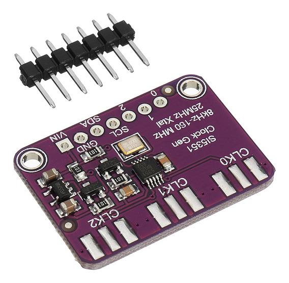 Si5351 Modulo - Peças e Componentes Elétricos [Promoção] no